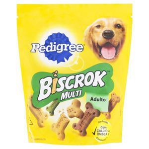 Biscoito para Cães Adultos Pedigree Biscrok Multi 500g