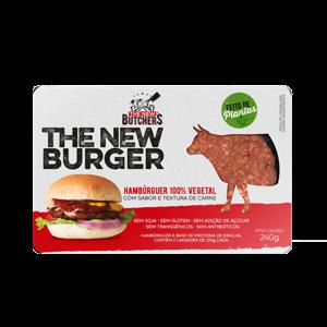 Hambúrguer Vegetal Butchers 240g