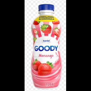 Bebida Lactea Itambe 1,250g Goody Morango