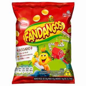 Salgadinho de Milho Presunto Elma Chips Fandangos 45g
