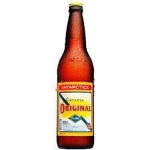 Cerveja Antarctica Original One Way Garrafa 600ml