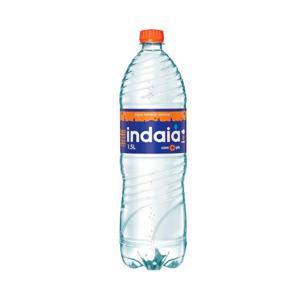 Agua Mineral Indaia Com + Gas 1,5L Pet
