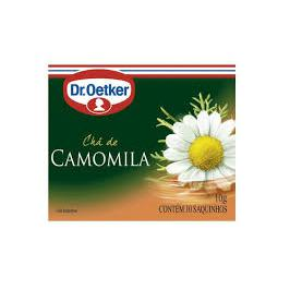 Cha Dr Oetker 10G Camomila