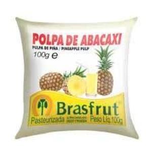 Polpa BRASFRUT Abacaxi 100g