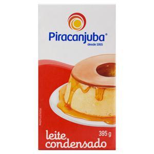 Leite Condensado Piracanjuba Caixa 395g