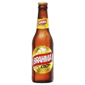Cerveja Long NeckBRAHMA Chopp Zero Álcool 355ml