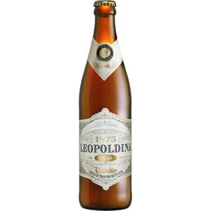 Cerveja Weissbier Leopoldina Garrafa 500ml