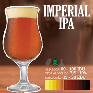 Receita  Imperial IPA