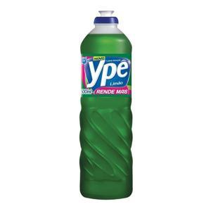 Detergente Liquido Ype Limão  500ml