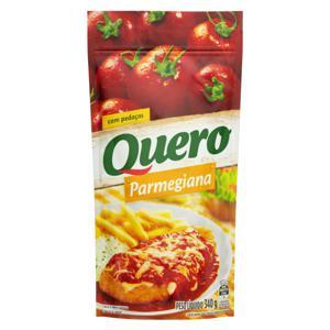 Molho de Tomate Parmegiana Quero Sachê 340g