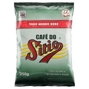 Café Torrado e Moído Superior Café do Sítio Pacote 250g