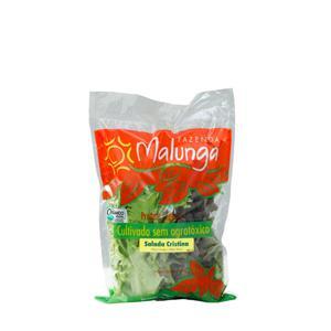 Malunga Salada Cristina Orgânica 180G