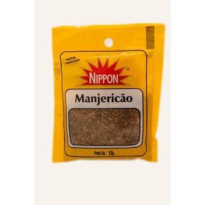 Manjericão NIPPON 10g