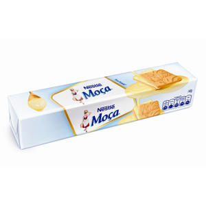 Biscoito Recheado Moça NESTLÉ 140g