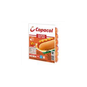 Salsicha Hot Dog Copacol 500Gr