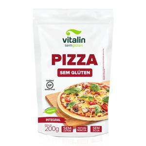 Mistura para Pizza VITALIN sem Glúten 200g