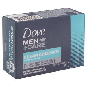 Sabonete Dove 90gr Men + Care Clean Comfort