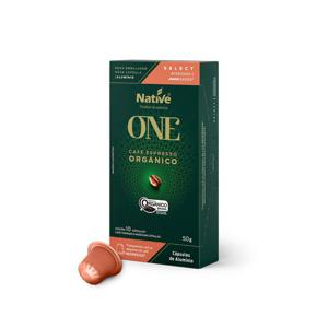 Café Orgânico Espresso – Select – 10 capsulas de 5G