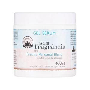Gel sérum hidratante sem fragrância 400ml - Bioessência