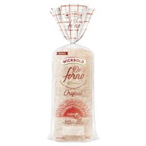 Pão de Forma Original Wickbold Do Forno Pacote 500g