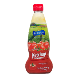 Ketchup Stella D'Oro 400G Frasco Tradiciona