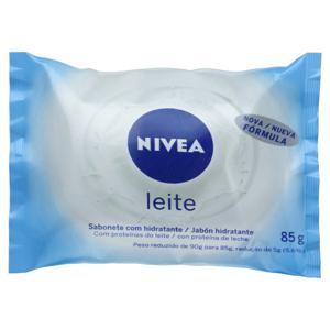 sabonete 85gr Nivea Prot do Leite