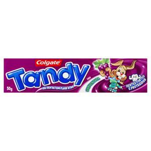 Gel Dental Infantil com Flúor Uvaventura Colgate Tandy Caixa 50g
