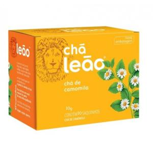 Chá LEÃO Camomila 10g