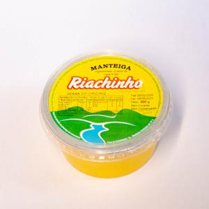Manteiga Artesanal 200g - Riachinho