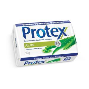 Sabonete Antibacteriano Protex 85gr Aloe