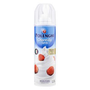 Creme Chantilly Spray Polenghi Frasco 250g
