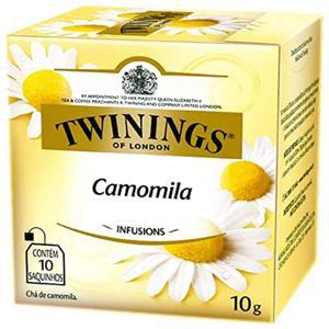 Chá Twinings Camomila 10 Envelopes