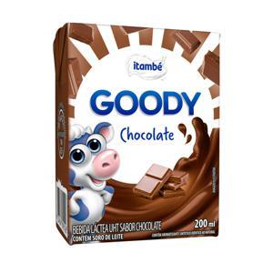 Bebida Láctea GOODY Chocolate 200ml