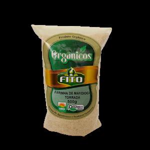 Farinha de Mandioca Torrada Fito 500g