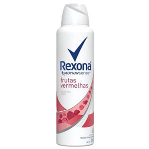 Desodorante Aerosol 150ml Rexona Frutas Vermelhas