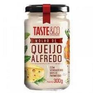 Molho TASTE & CO Queijo Alfredo 300g
