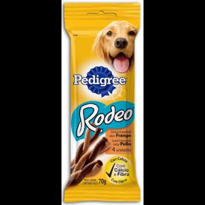 Petisco Pedigree 70g Rodeo Frango