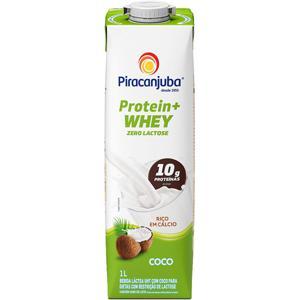 Bebida Láctea Protein+ Whey Piracanjuba Coco 1L