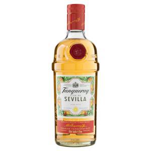 Gin London Dry Flor de Sevilla Tanqueray Garrafa 700ml