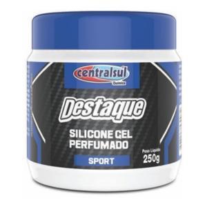 Silicone CENTRAL SUL  Destaque Gel Sport 250g