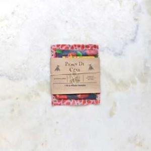 Panin de cera (kit com 3 tamanhos) - Pataki
