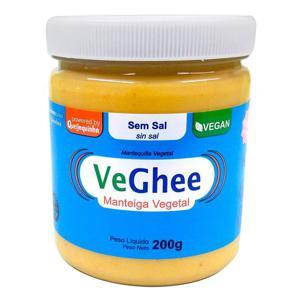 Manteiga Vegano Veghee S/Sal 200G