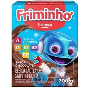 Bebida Lactea Friminho 200Ml Chocolate