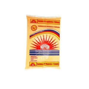Farinha de Mandioca NIPPON Torrada 1Kg