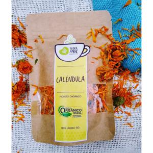 Chá orgânico Calêndula - 15g