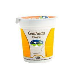 Coalhada COOPATOS Integral 130g