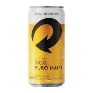 Cerveja 269Ml Lt Skol Puro Malte