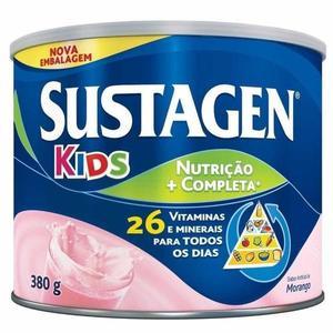 SUSTAGEM Kids Morango 380g