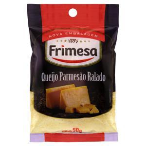 Queijo Parmesão Ralado Frimesa Pacote 50g