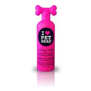 Pet Head Dirty Talk Shampoo Eliminador de Odores